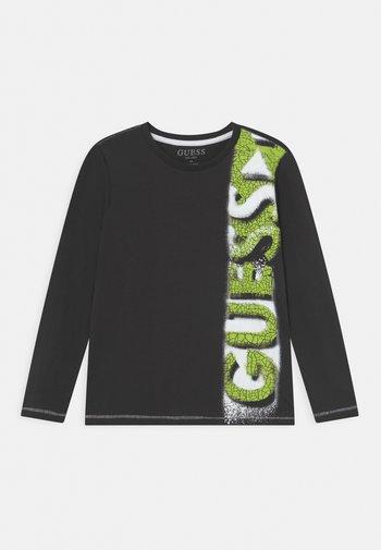 JUNIOR - Maglietta a manica lunga - real wild grey
