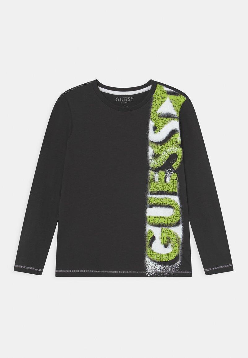 Guess - JUNIOR - Langarmshirt - real wild grey