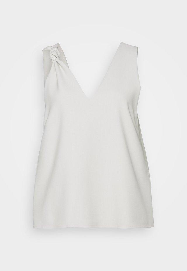 TINI - Blouse - pearl white