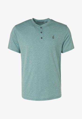 Basic T-shirt - pacific