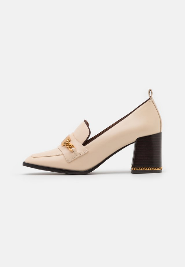 RUBY LOAFER - Klassieke pumps - dulce de leche/coconut
