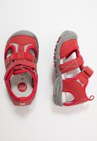 Pax - SALT UNISEX - Sandali da trekking - red - 0