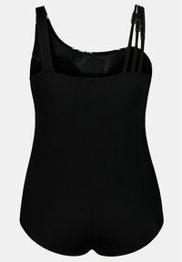 Ulla Popken - Swimsuit - zwart - 2