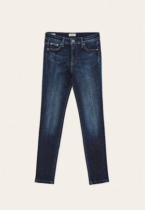 PIXLETTE - Slim fit jeans - blue denim