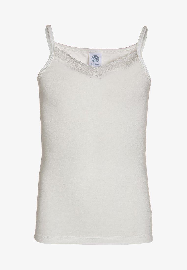 Sanetta - Undershirt - broken white