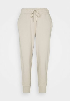 YOUR FAVOURITE TRACKPANT - Pantalon de survêtement - sand dune
