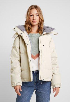 HANNA - Winter jacket - oyster gray
