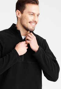 Jack Wolfskin - GECKO - Sweat polaire - black - 3
