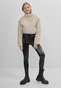 Bershka - Light jacket - beige - 1
