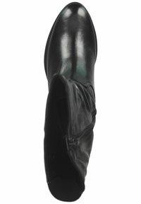 SPM Shoes & Boots - Laarzen - black leather - 1