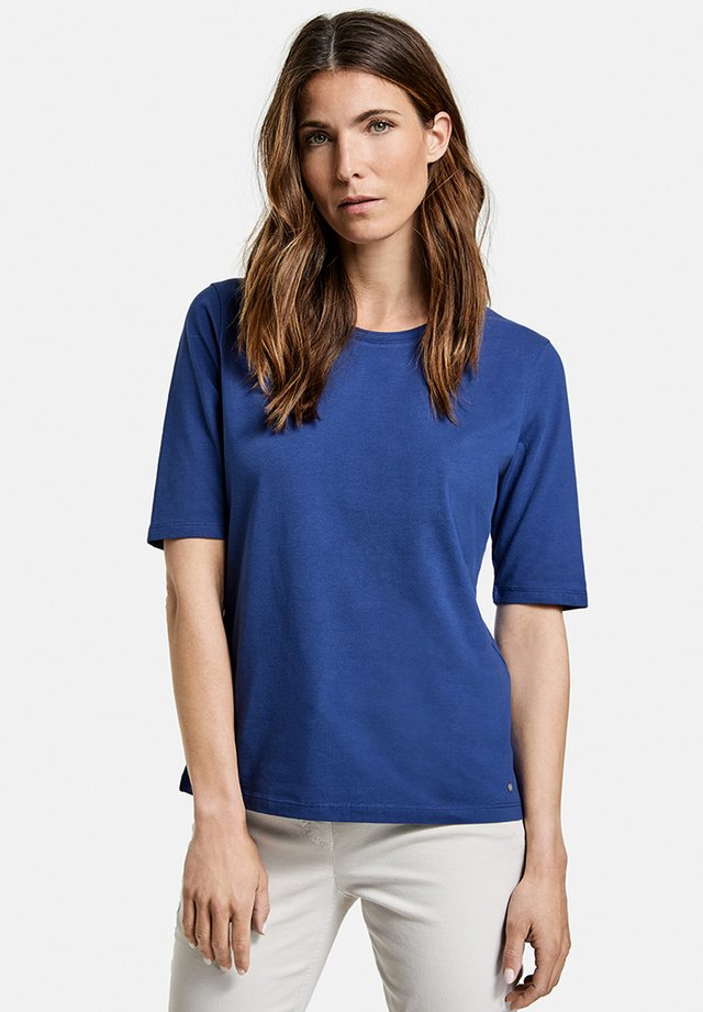 T-shirt basic - lapislazuli
