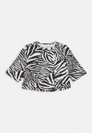 CLASSICS SAFARI TEE - Print T-shirt - white