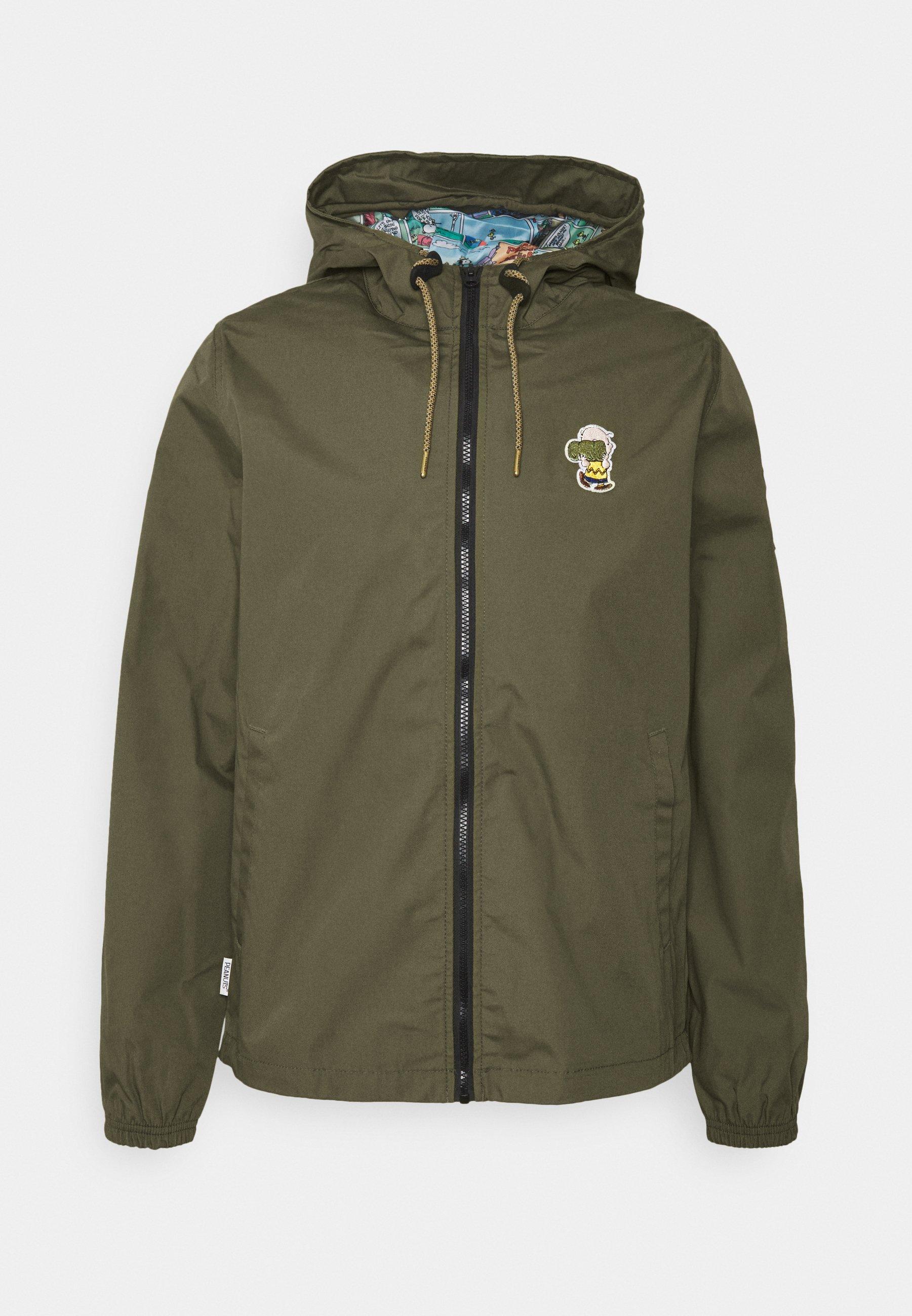 Men PEANUTS ALDER - Summer jacket