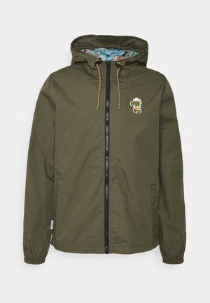 PEANUTS ALDER - Summer jacket - army