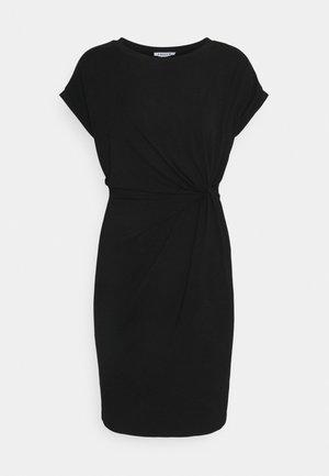 FAITH DRESS - Jerseyjurk - black
