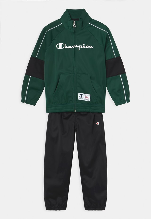 FULL ZIP SET UNISEX - Tuta - dark green