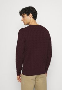 Tommy Hilfiger - Jumper - red - 2