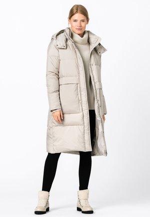 Down coat - creme