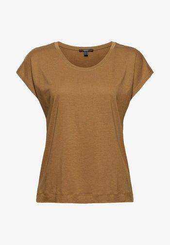 Basic T-shirt - bark