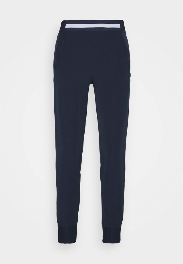 DEL MAR JOGGER - Pantalon classique - navy blazer