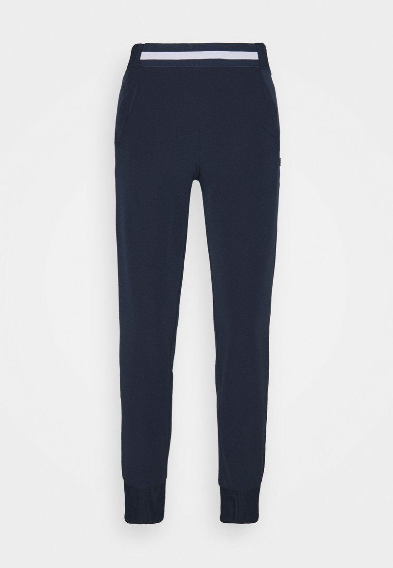 Puma Golf - DEL MAR JOGGER - Trousers - navy blazer