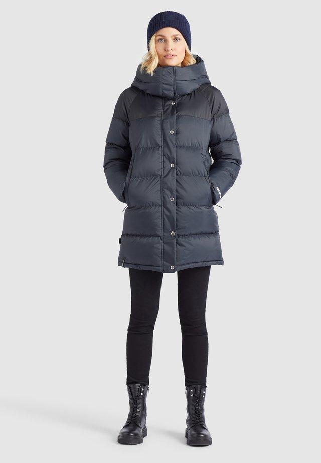 GERALDINE - Cappotto invernale - schwarz print