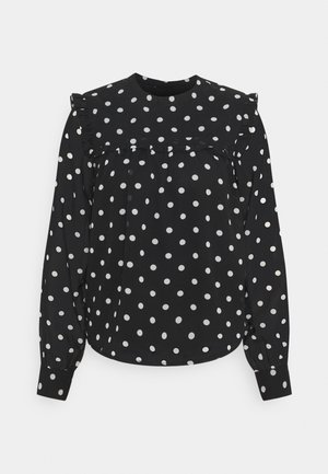 JDYCHILI - Blouse - black/white