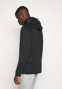 Nike Sportswear - HOODIE  - Sudadera con cremallera - black/anthracite - 2