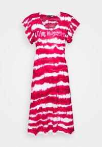Love Moschino - Jersey dress - fuchsia - 4