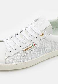 Pantofola d'Oro - TERMI UOMO  - Joggesko - triple white - 5