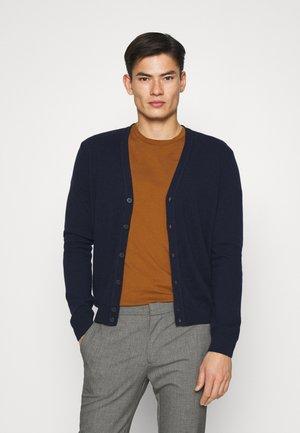 BASIC  - Cardigan - dark blue