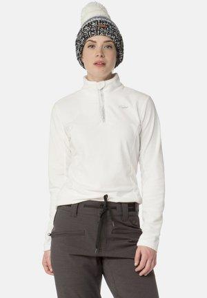 MUTEY - Fleece jumper - off-white