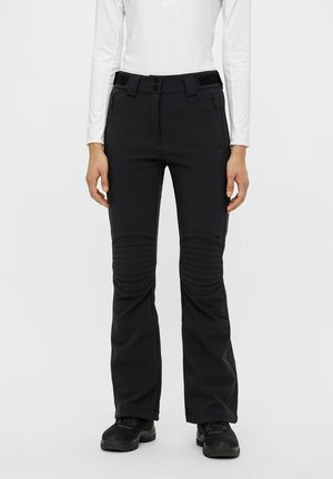 STANFORD - Snow pants - black