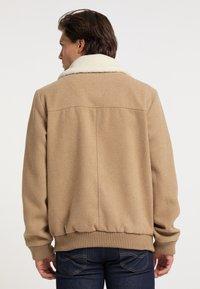 DreiMaster - Light jacket - beige melange - 2