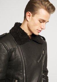 Be Edgy - KILIAN - Leather jacket - black - 3