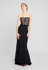 Jarlo - MILAN SET - Společenské šaty - black - 1