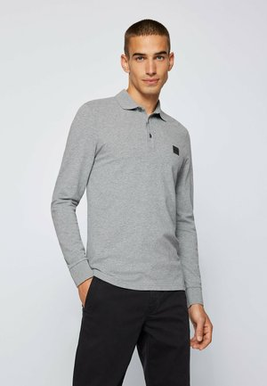 PASSERBY - Polo - light grey