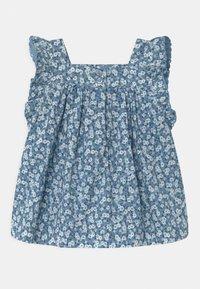 GAP - FLORAL - Day dress - bleach blue - 1