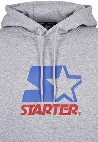 Starter - Hoodie - h.grey - 6