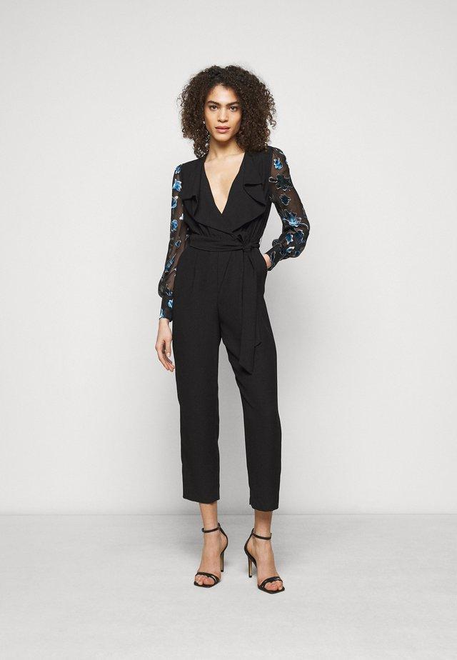 JANICE - Tuta jumpsuit - black