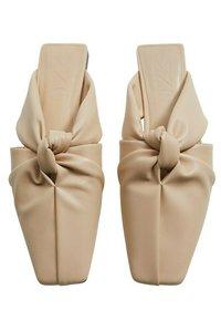 Mango - WENDY - Sandals - open beige - 4