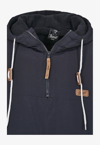Brandit - HERREN LUKE WINDBREAKER - Windbreaker - navy - 6