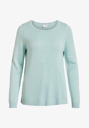 VISARAFINA - Pullover - turquoise