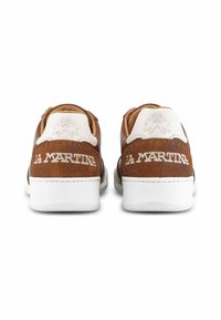 La Martina - FREIZEIT - Casual lace-ups - brown - 2