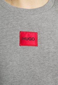 HUGO - NAKIRA - Sudadera - grey melange - 4