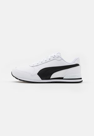 RUNNER V2 UNISEX - Sneakers - white/black