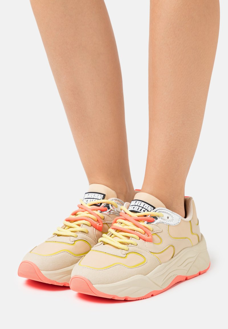 Scotch & Soda - CELEST  - Sneakers laag - sand