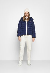 Levi's® - CORE PUFFER - Dunjakke - sea captain blue - 1