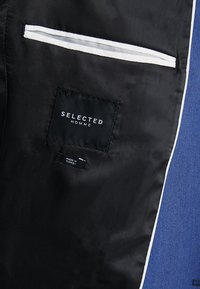 Selected Homme - SLHSLIM MYLOLOGAN SUIT - Oblek - insignia blue - 12