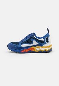 sandro - Sneakersy niskie - marine - 1